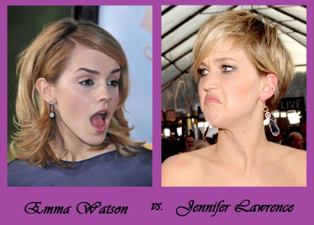 Emma vs Jennifer