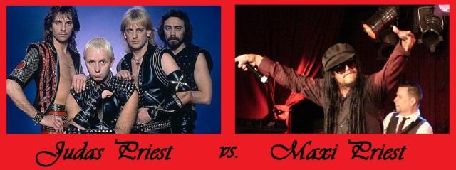 Judas vs Maxi