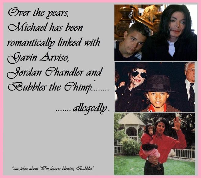 Michael romance
